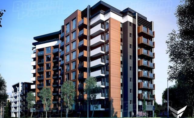Хитов жилищен комплекс с нова фаза на строителство