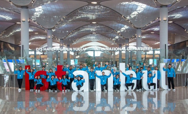 Вижте отвътре новото летище на Истанбул