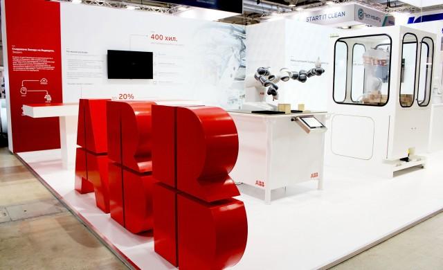 АББ демонстрира технологии, оформящи Завода на бъдещето