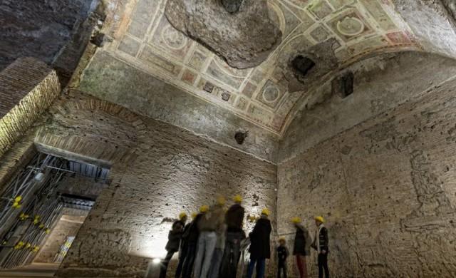Първият дворец на Нерон вече е отворен за туристи