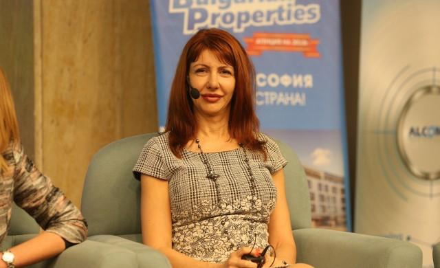 Косева-Бошова: Непрофесионалистите отпаднаха от строителния пазар