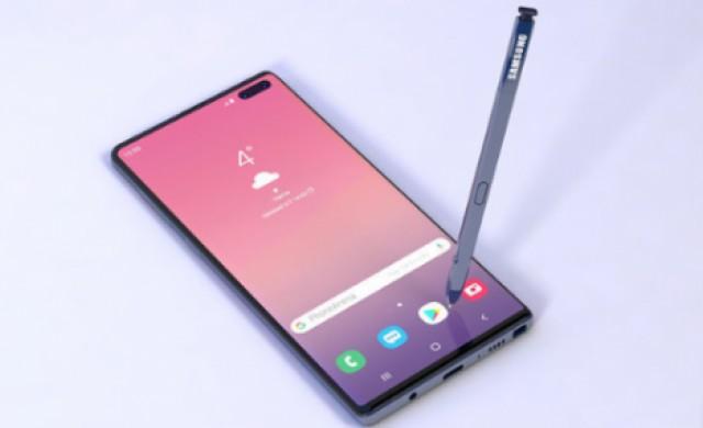 Излязоха още подробности за Galaxy Note10 Pro