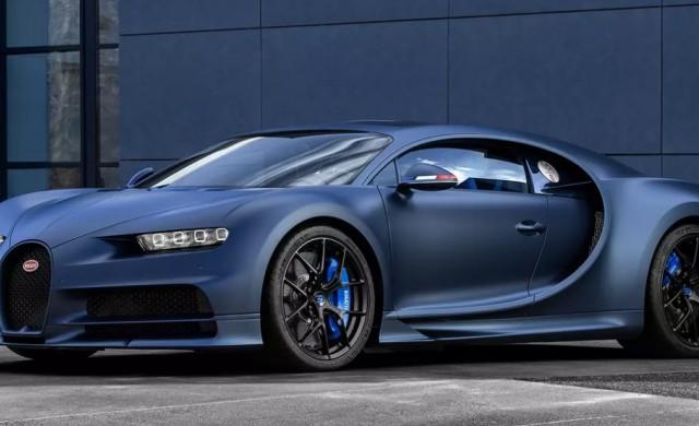 Bugatti отбеляза 110-ата си годишнина със супер лимитирана серия
