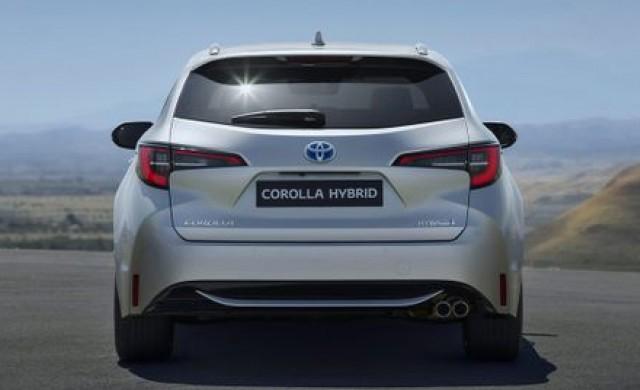 Новата Toyota Corolla ще работи с три вида гориво