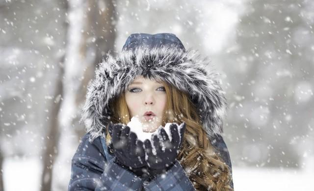 Човечеството вече може да прави ток от обикновен снеговалеж