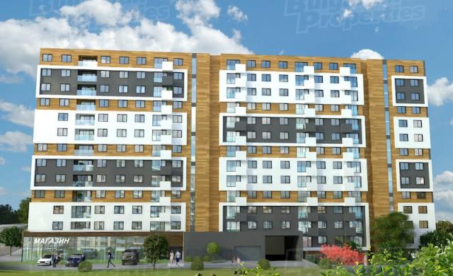 Модерен жилищен комплекс в Дианабад до метростанция