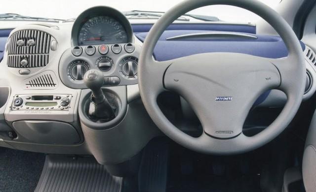 Най-необичайните автомобилни интериори