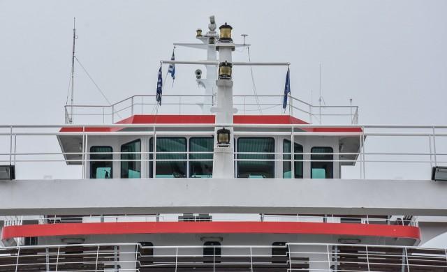 Ферибот с 349 пътници е под карантира край Пирея