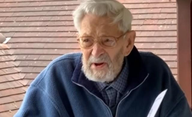 В света има нов най-възрастен мъж
