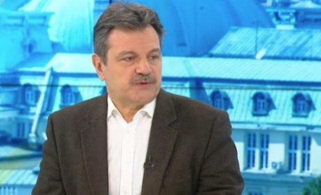 Александър Симидчиев: В България COVID-19 се разпространява бавно