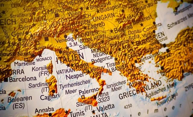 Под 700 починали за ден от COVID-19 в Италия от повече от седмица