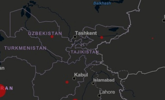 Таджикистан - страна без коронавирус и с футбол