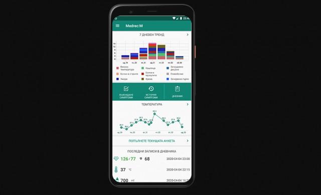 Сирма пусна втора версия на приложението Medrec:M