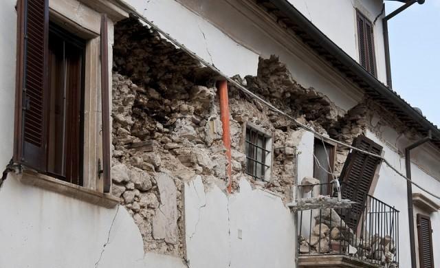 Земетресение удари Вранча