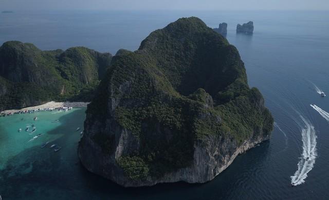Легендарно животно от вида Сирени забелязаха край Тайланд