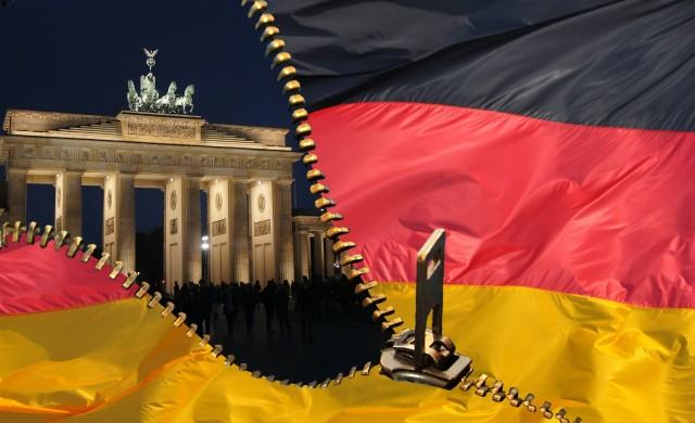 Германската икономика ще се свие с 6.6% през 2020 г.