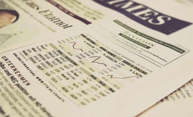 Ръст за акциите днес, след като записаха най-слабото тримесечие от година