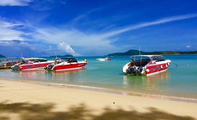 Остров Пукет приема туристи без карантина