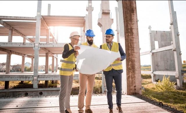 Индексът на строителната продукция с минимален ръст през февруари