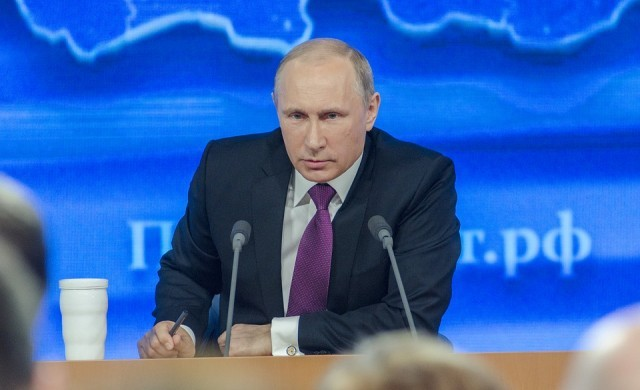 Все още не е ясно коя ваксина е получил Владимир Путин