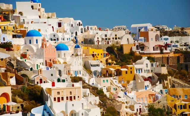 Гърция преживява имотен бум