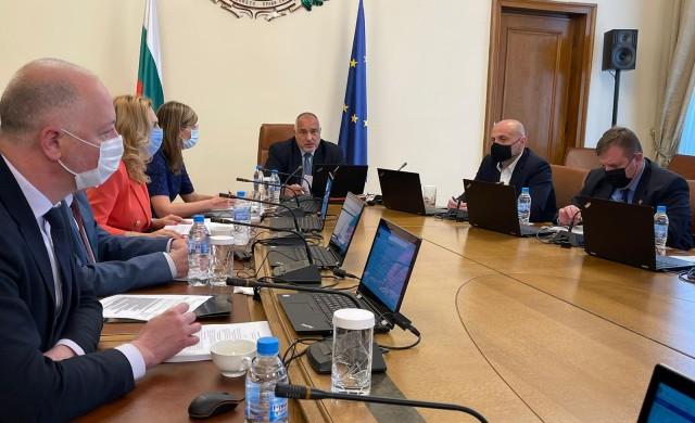 Борисов: Ще подходим отговорно към съставянето на новото правителство