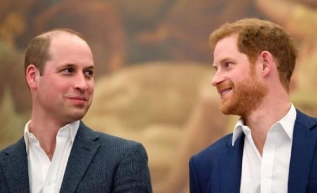 Уилям и Хари няма да стоят един до друг на погребението на принц Филип