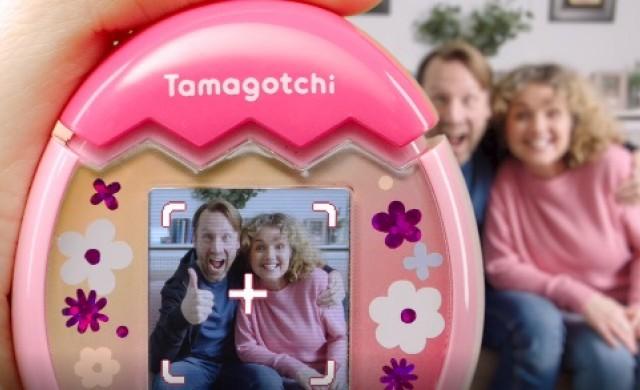 Тамагочито се завръща, но този път с камера
