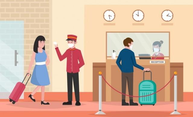 7 съвета за безопасен престой в хотел по време на пандемия от COVID-19