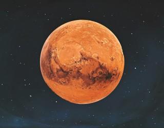 Марс е била гореща и влажна планета