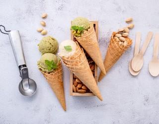 """Италия погва производителите, които продават """"пухкав"""" сладолед"""