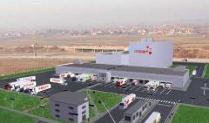 Започва изграждането на логистичен център за замразени и охладени хранителни продукти
