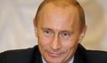 Путин продължава кариерата си като президент на Газпром?