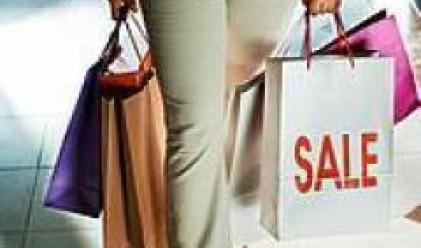 Продажбите на дребно във Великобритания с пръв спад през април от три месеца насам
