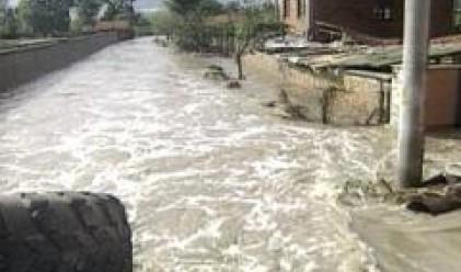 Бедствено положение в София след обилните дъждове