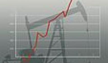 Цената на петрола с лек ръст днес след понижението от 1.6 долара вчера