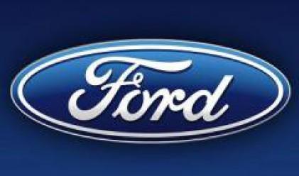 ЕС одобри помощ от 143 млн. евро за заводи на Ford в Румъния