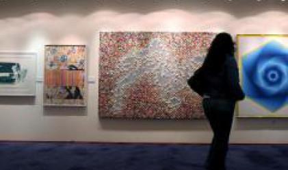 Продадоха картина на Моне за рекордните 41.5 млн. долара