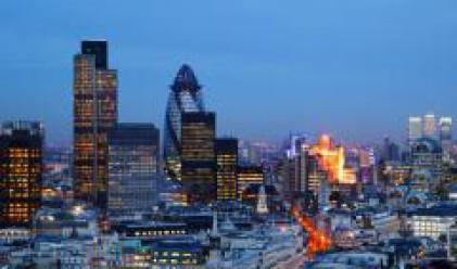 10 000 финансови служители в Лондон ще бъдат освободени през следващите 3 г.