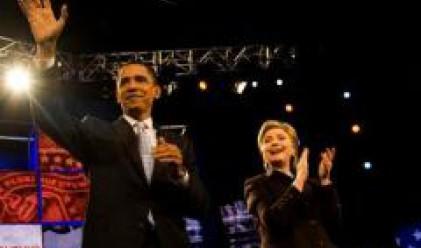 Клинтън и Обама се справят по-добре с икономиката от МакКейн, сочи проучване