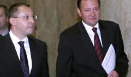 Миков търси подкрепа от лидерите на коалицията за промените в МВР