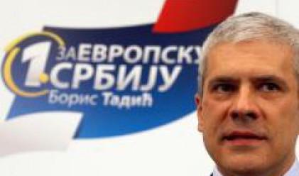 Формацията на Борис Тадич печели парламентарните избори в Сърбия