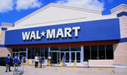 Печалбата на Wal-Mart нараства с 6.9% през първото тримесечие