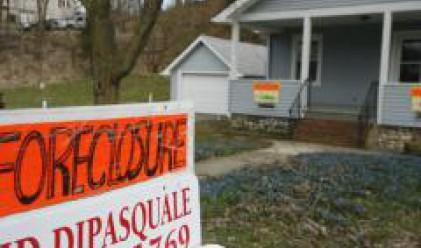 Исковете за прекратяване на ипотеки в САЩ скачат с 65% през април
