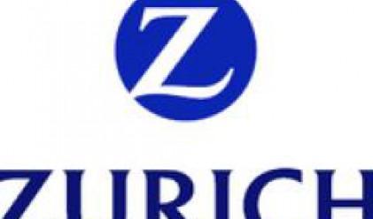 Печалбата на Zurich Financial нараства през първото тримесечие