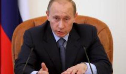За Путин са важни инвестициите, не инфлацията