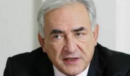 Шефът на МВФ в ЕП: Финансовата криза още не е завършила