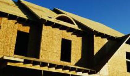Новото строителство на еднофамилни къщи в САЩ със 17-годишен минимум през април