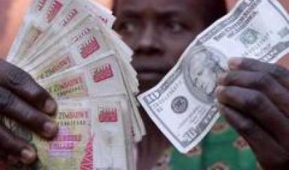 Инфлацията в Зимбабве 355 000% на годишна база през март