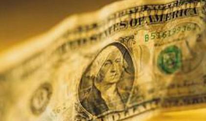 Доларът с най-голям седмичен спад спрямо еврото от месец март насам